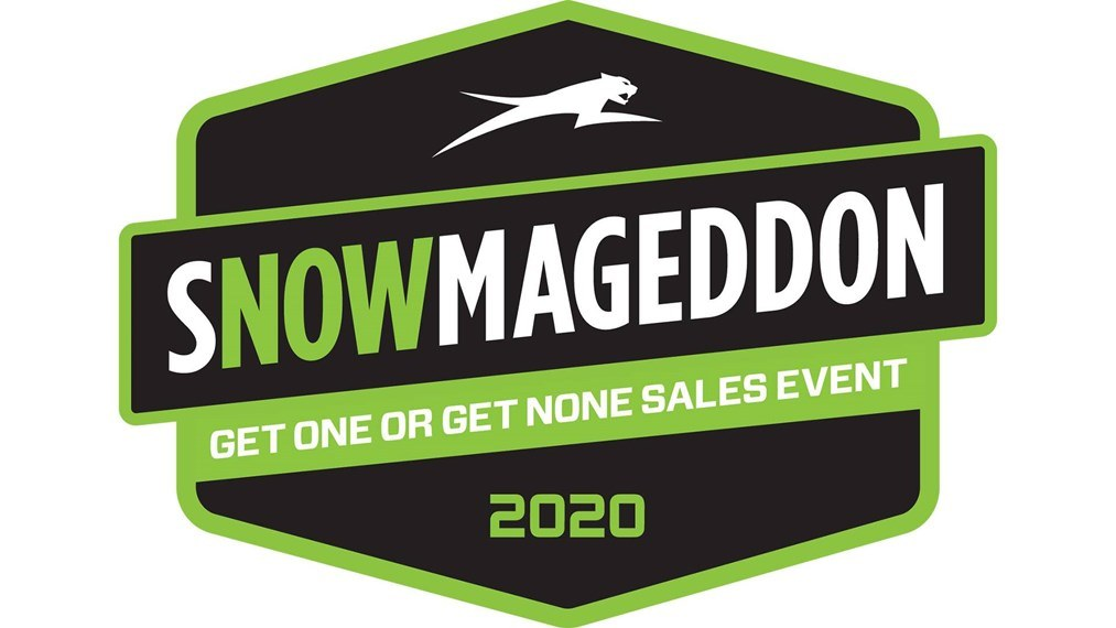 Arctic Cat - Snowmageddon - Get One or Get None Sales Event